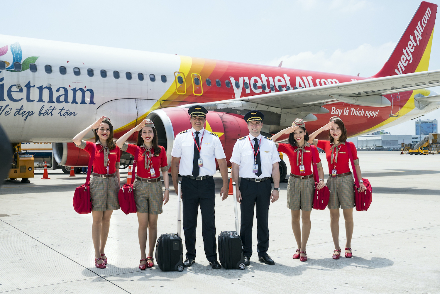 Vietjet opens more direct routes linking Vietnam with India, further boosting regional connection