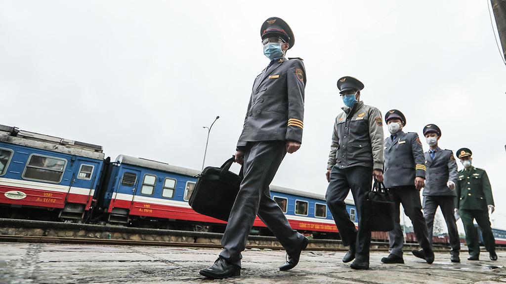 Efforts intensified along Vietnam-China border to prevent coronavirus contagion