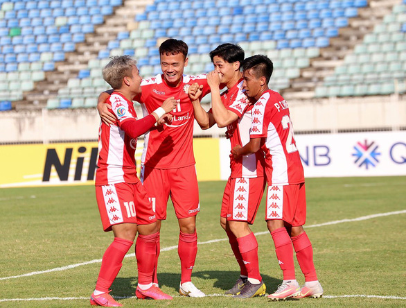 Ho Chi Minh City FC earn one point in AFC Cup opener in Myanmar