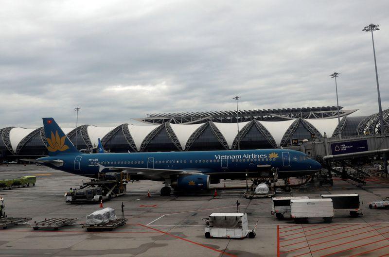 Vietnam Airlines says losing $10.8 million in revenue a week due to virus