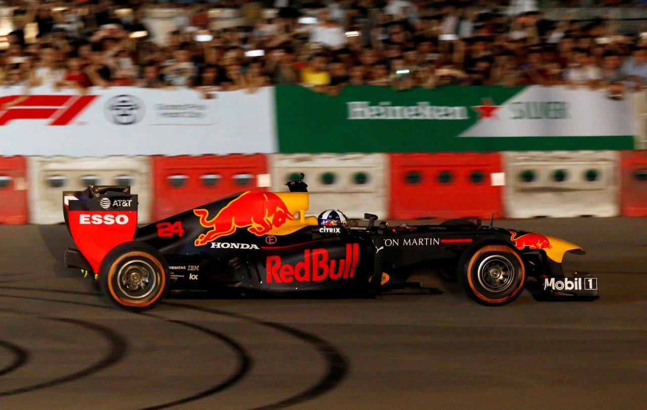 Motor racing-F1 teams monitoring Vietnam for coronavirus risks