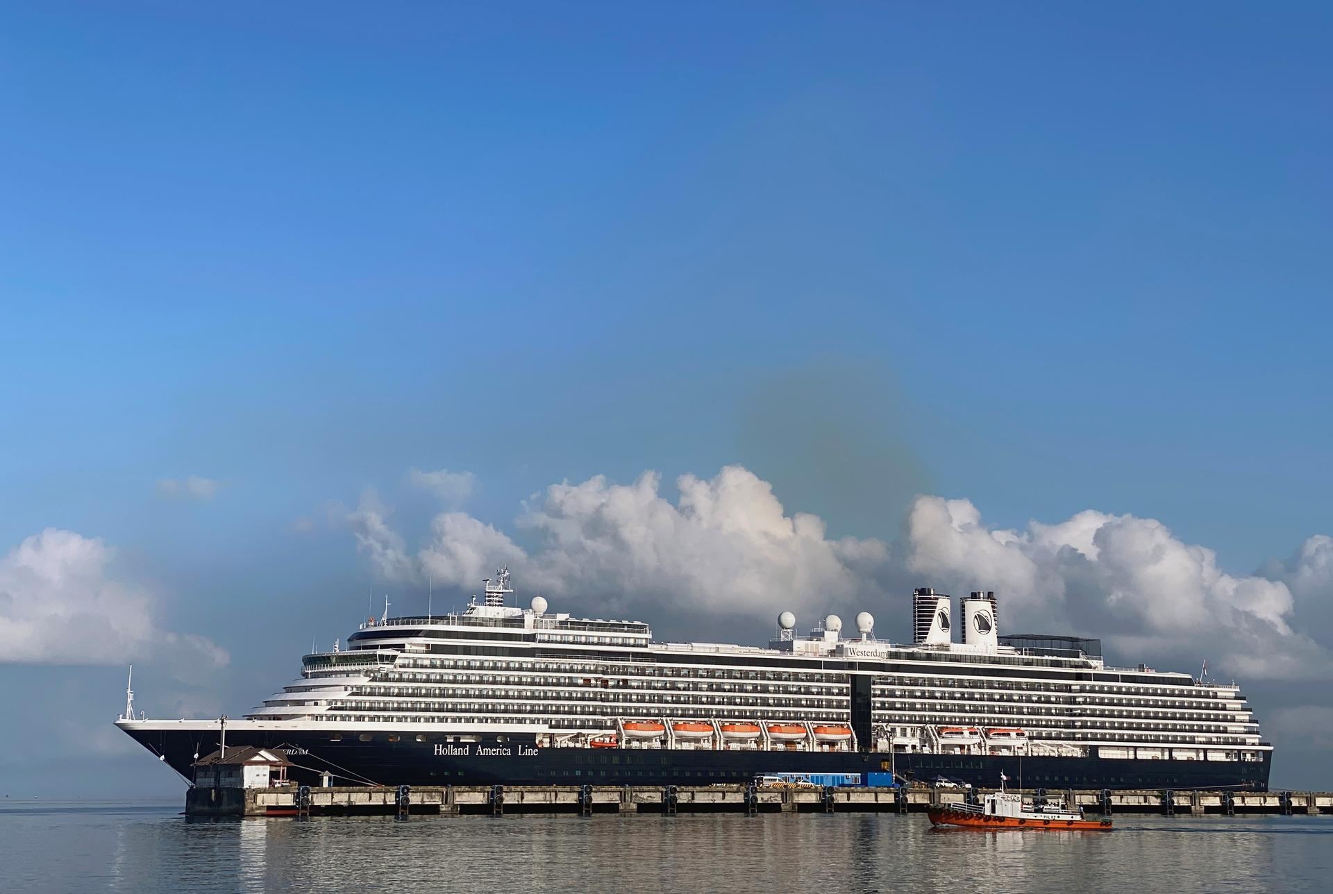American woman from cruise ship tests positive again for coronavirus in Malaysia