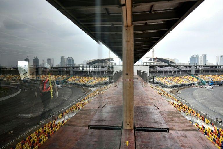 Vietnam F1 Grand Prix gets go-ahead despite virus fears