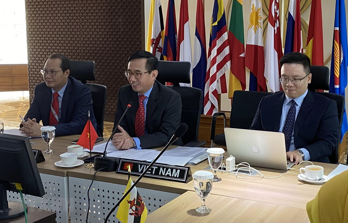 Vietnam chairs year's first meeting of ASEAN Connectivity Coordinating Committee
