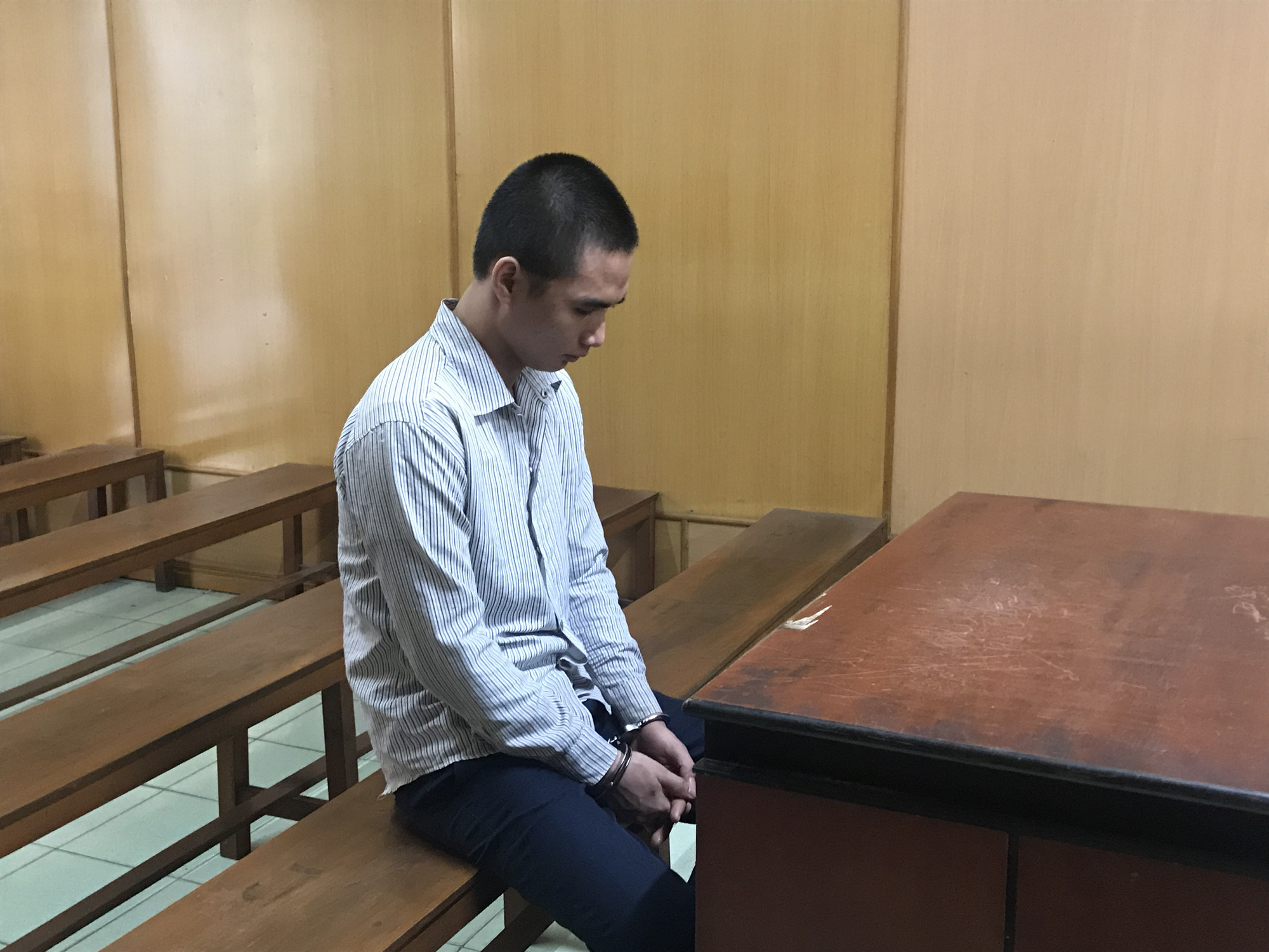 Man sentenced to death for murdering, robbing GrabBike driver in Ho Chi Minh City