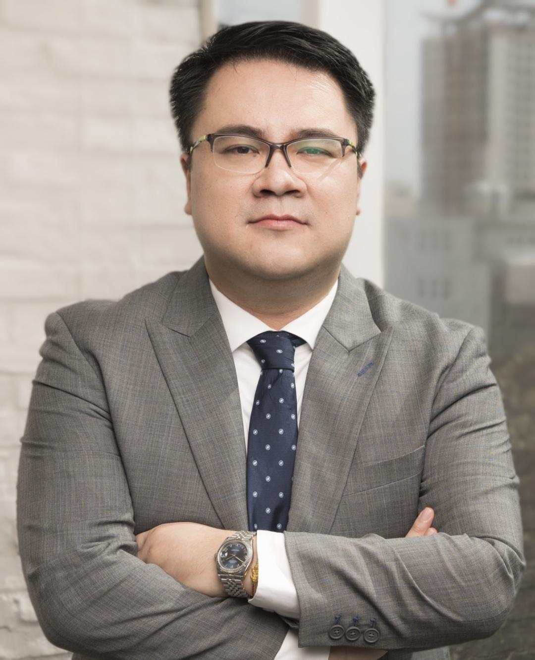 Nguyen Hong Nam, general director of Yola English center. Photo: Yola