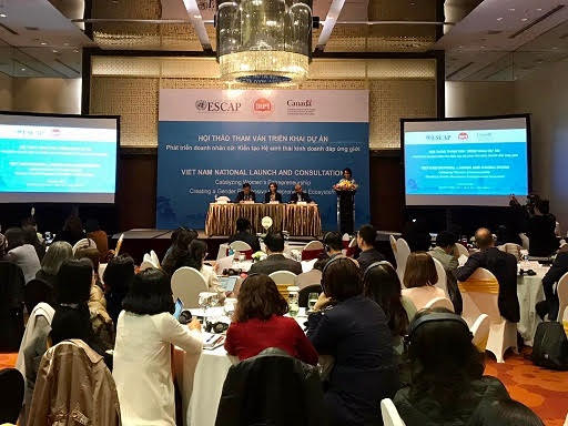 UN launches project to boost women's entrepreneurship in Vietnam