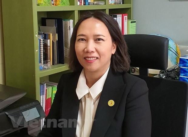 First Vietnamese-born woman runs for South Korea's parliament: media