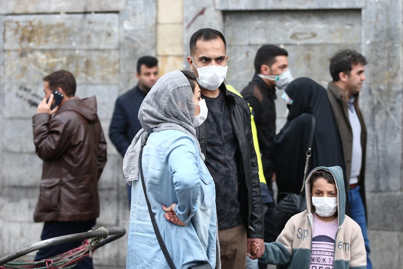 Ten new cases of coronavirus in Iran, two dead: officials