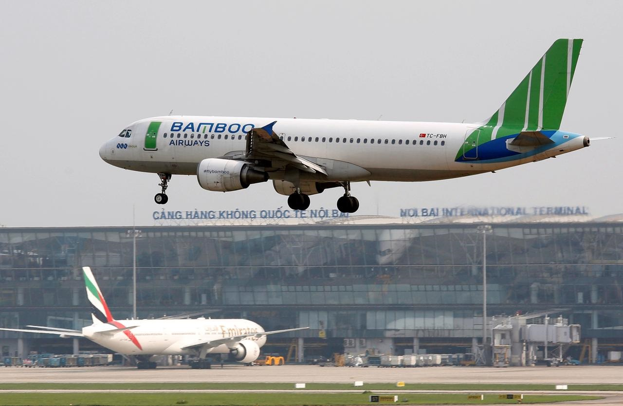 Vietnam's Bamboo Airways to suspend all flights to South Korea over coronavirus concerns