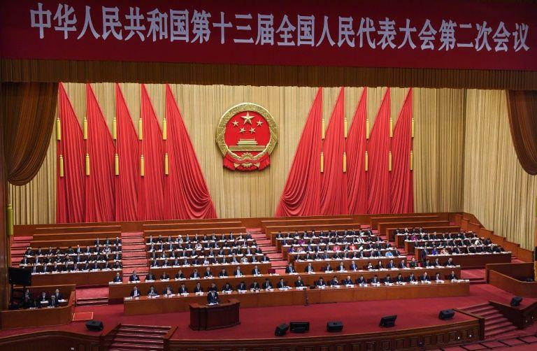 China postpones annual meeting of parliament: state TV