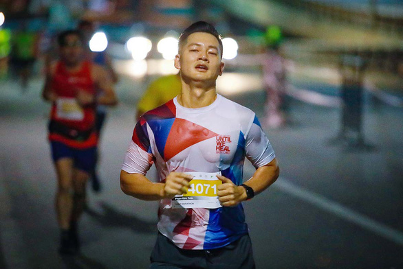 Ho Chi Minh City's growing community of 'hardcore' runners