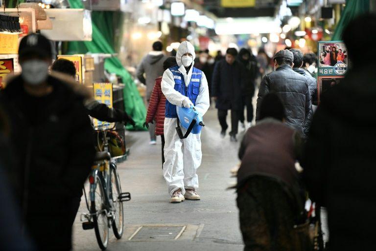South Korea reports 60 new coronavirus cases, total 893