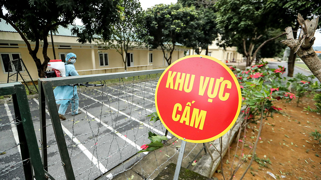 Vietnam has COVID-19 epidemic 'under control': Deputy PM