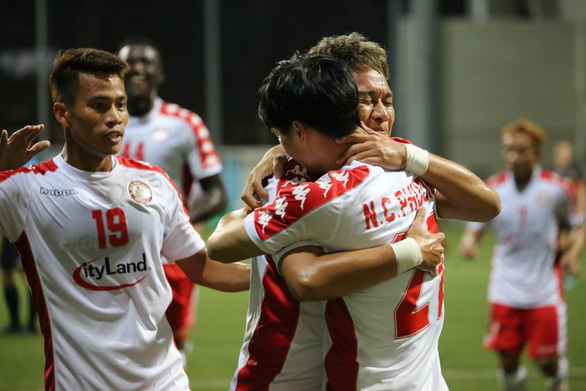 Ho Chi Minh City FC nearly drop points in AFC Cup game in Singapore