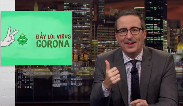Vietnam's anti-COVID-19 song excites 'Last Week Tonight' host, int'l viewers
