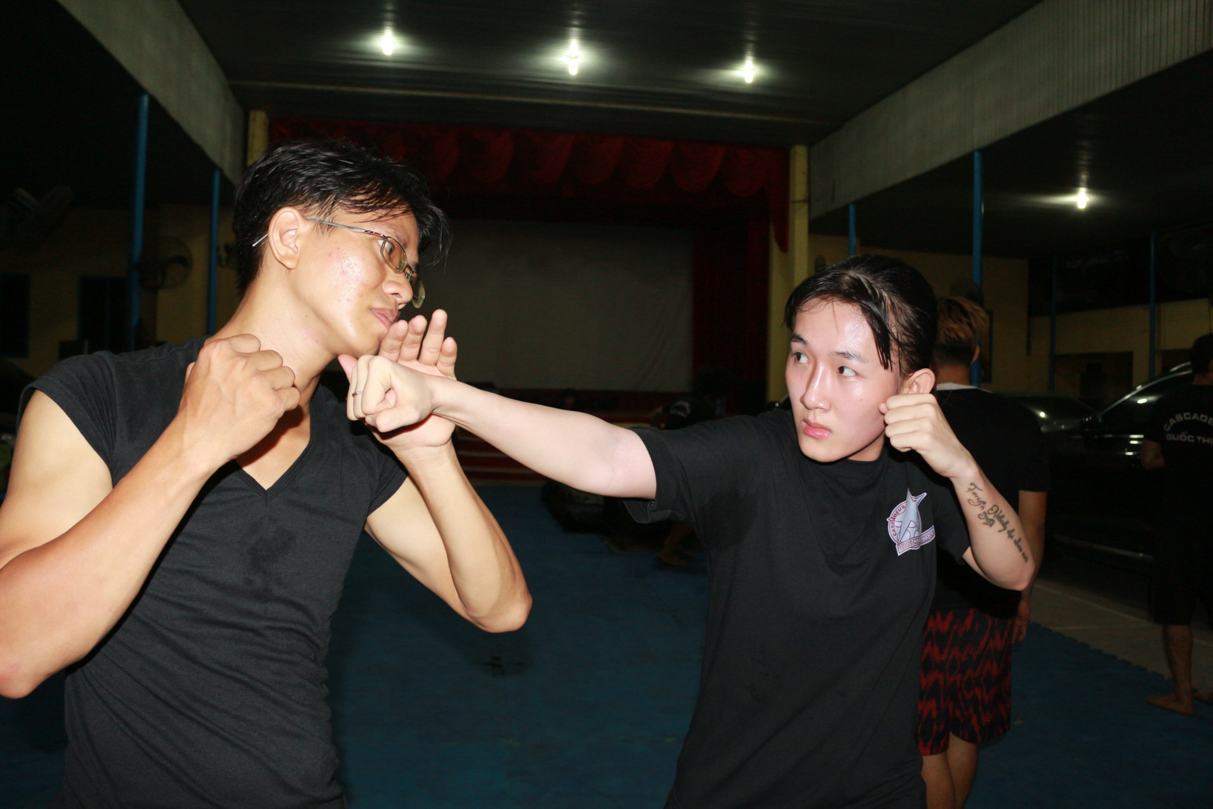 Martial arts transform lives of young women in Ho Chi Minh City