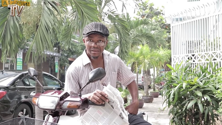 Nigerian YouTuber sheds light on life in Saigon