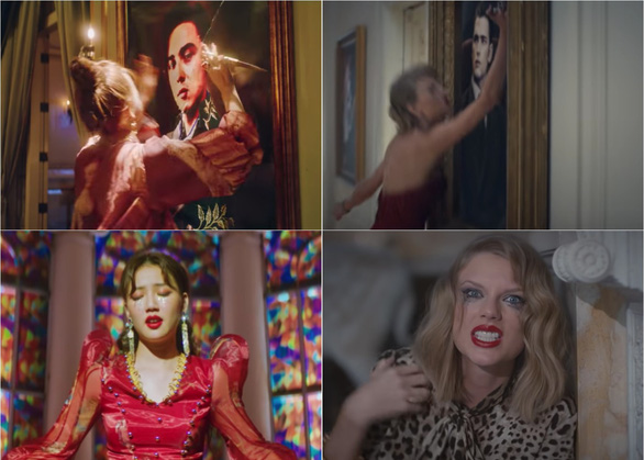 Vietnamese singer accused of copying Taylor Swift's 'Blank Space' in new music video