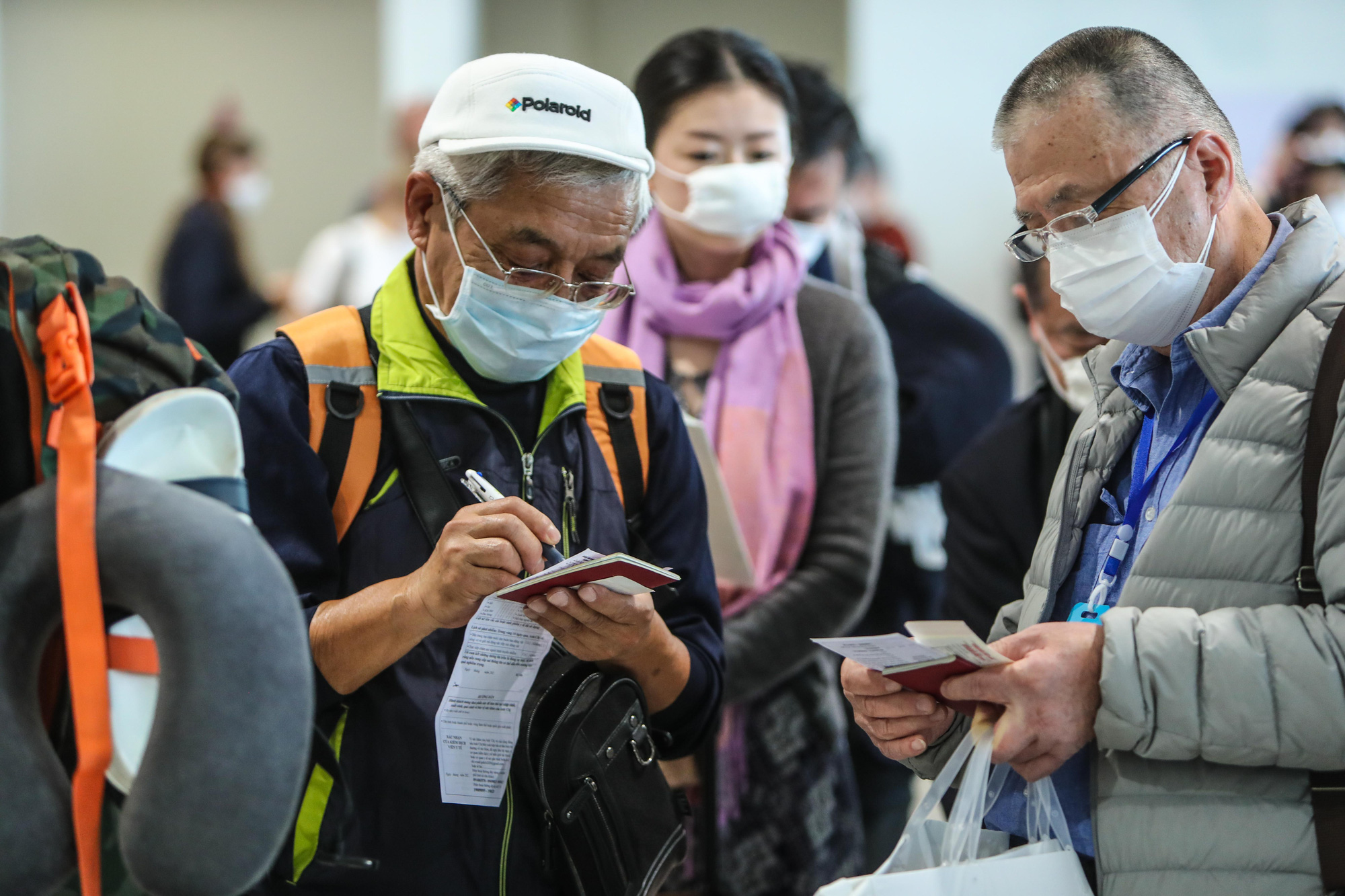 Vietnam confirms 3 new COVID-19 cases, all linked to patient returning from US