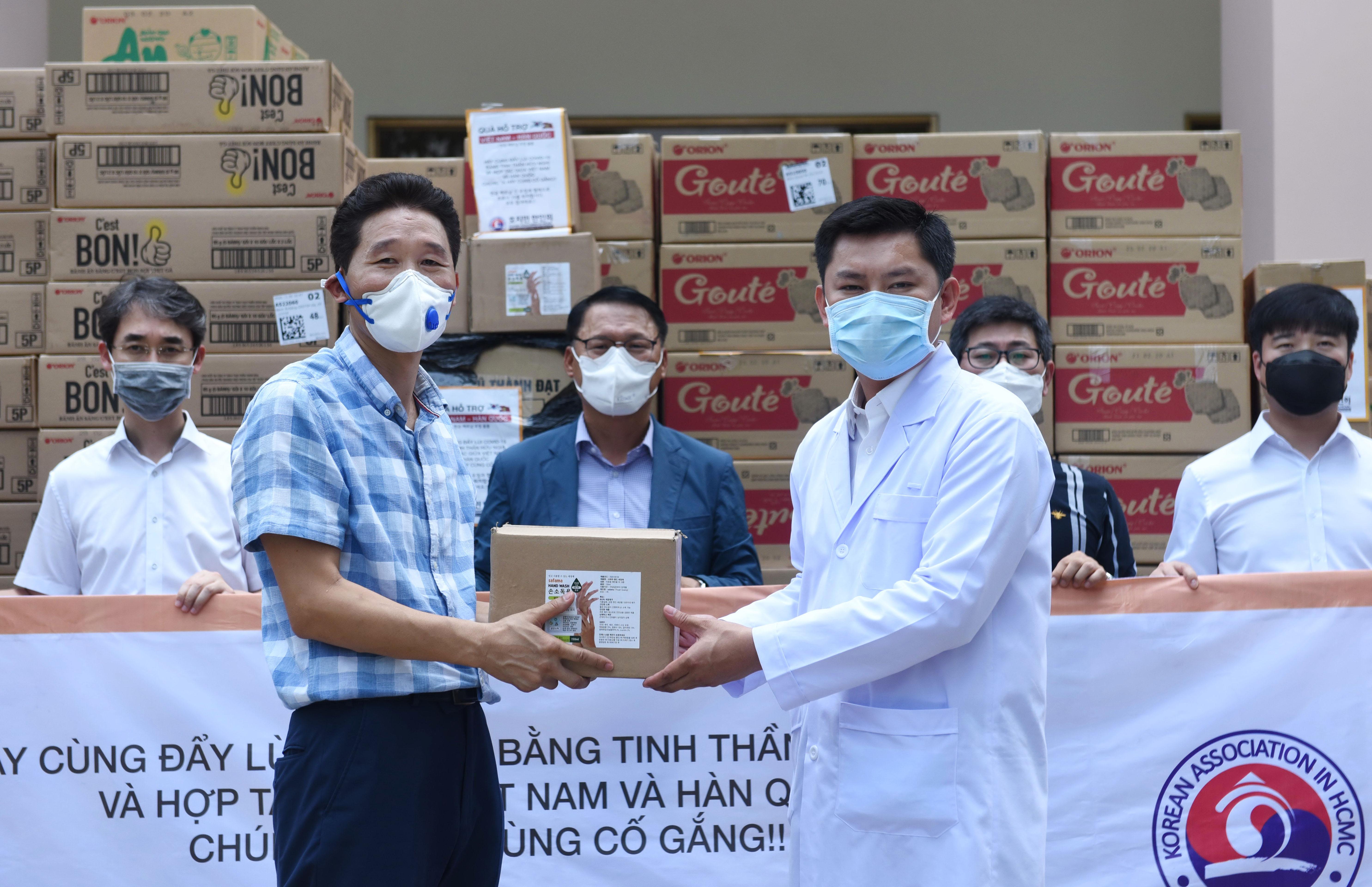 Vietnam, S.Korea partner up to overcome COVID-19