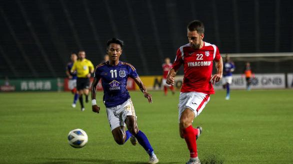 Vietnam's Than Quang Ninh FC beat up Cambodian hosts at 2020 AFC Cup