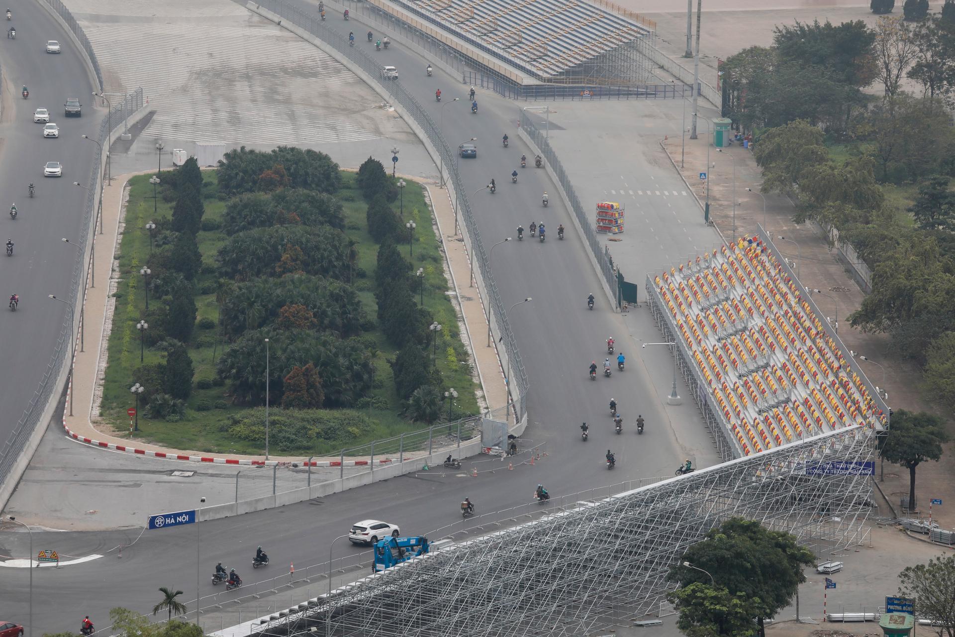 Vietnam Grand Prix postponed due to coronavirus