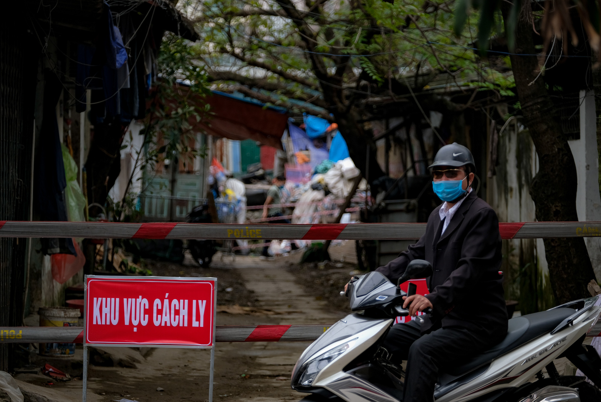 British man diagnosed with COVID-19 in Hue