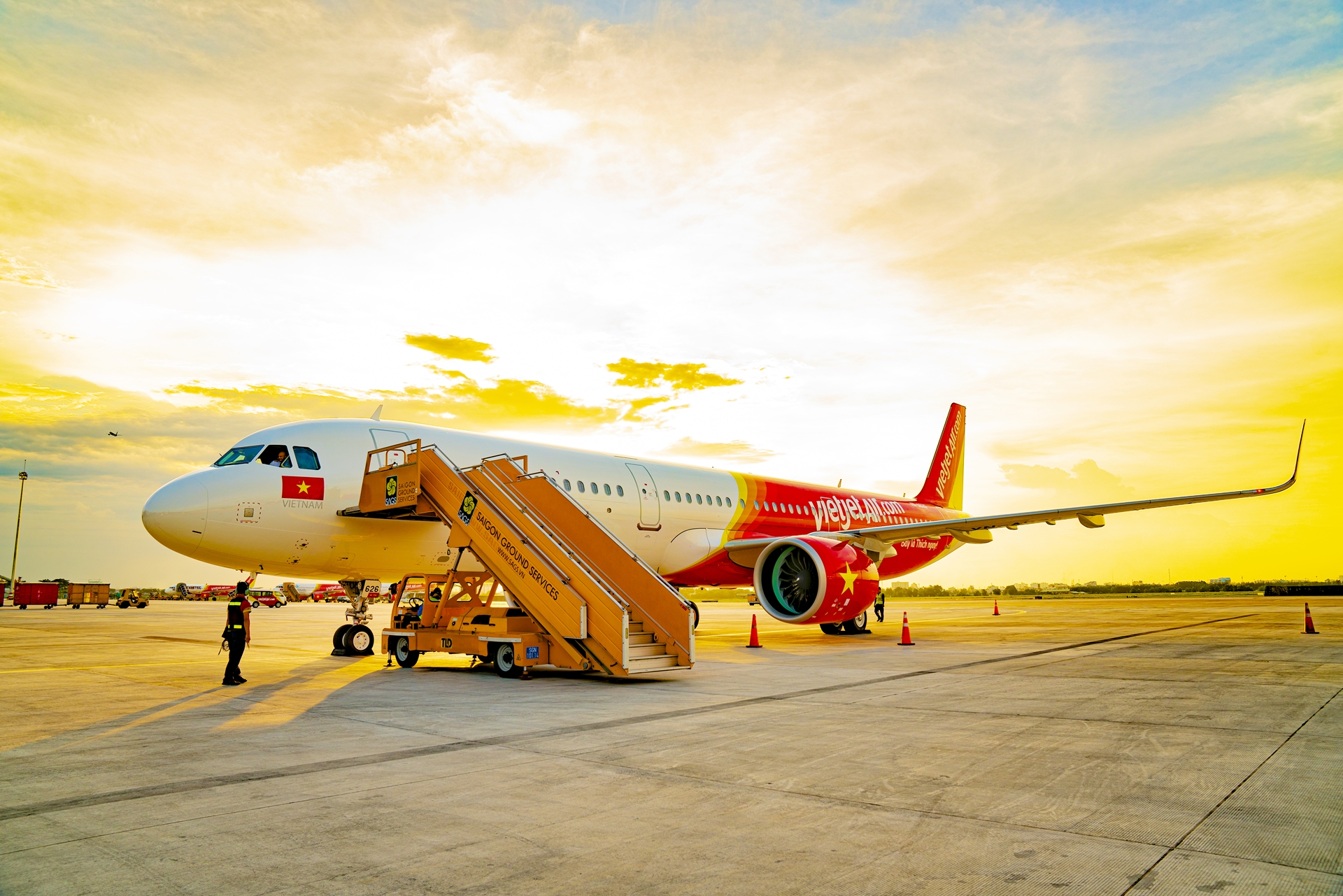 Vietjet offers 70% off fares