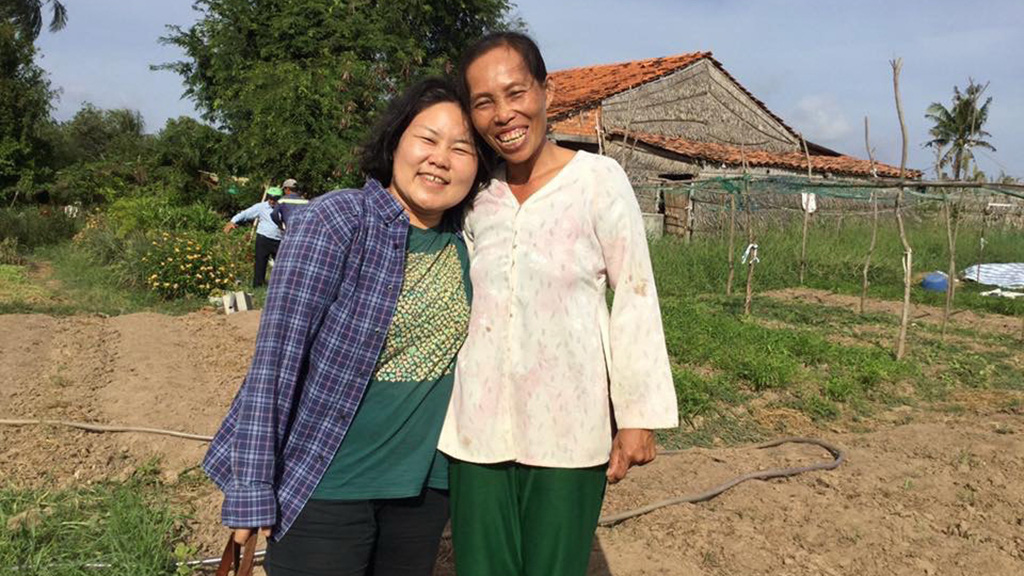 This Japanese woman is spreading seeds of organic agriculture throughout Vietnam