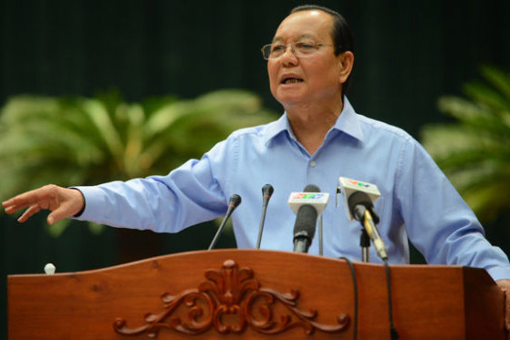Politburo strips Le Thanh Hai of 2010-15 title as Ho Chi Minh City Party secretary