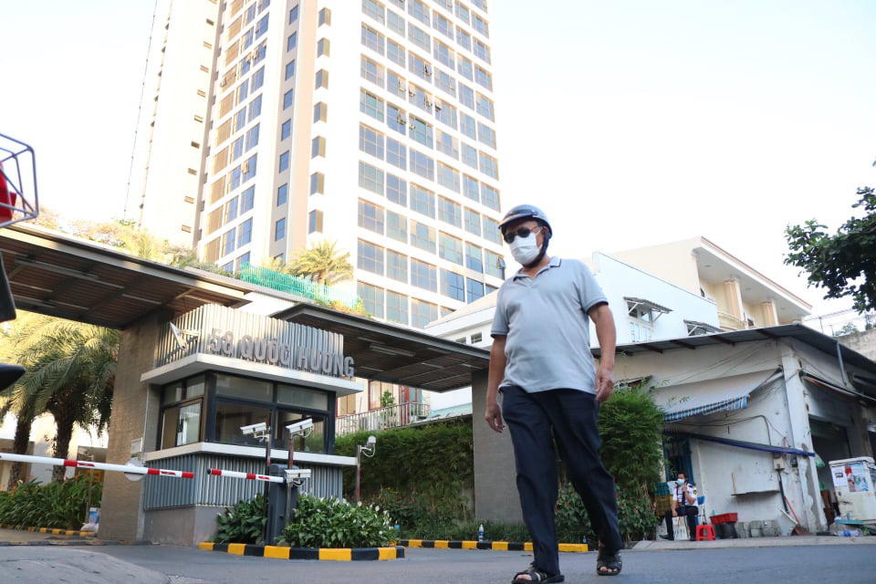 British pilot diagnosed with COVID-19 in Saigon as Vietnam's tally rises to 91