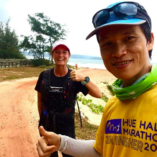 Running for charity in time of coronavirus from Hanoi to Ho Chi Minh City