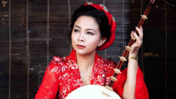 Vietnamese artist brings traditional tales to Paris theater