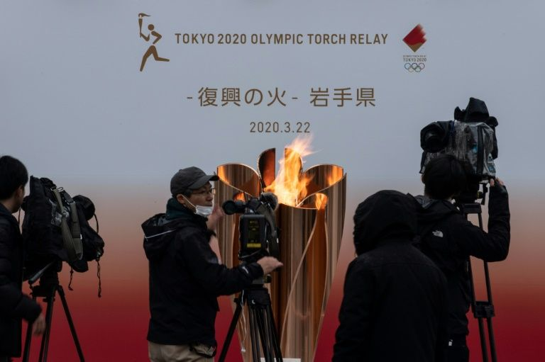 Japan in talks with IOC to postpone Tokyo Olympics by one year: report