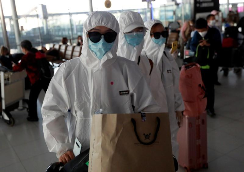 Thailand records 107 new coronavirus cases, bringing total to 934: health official