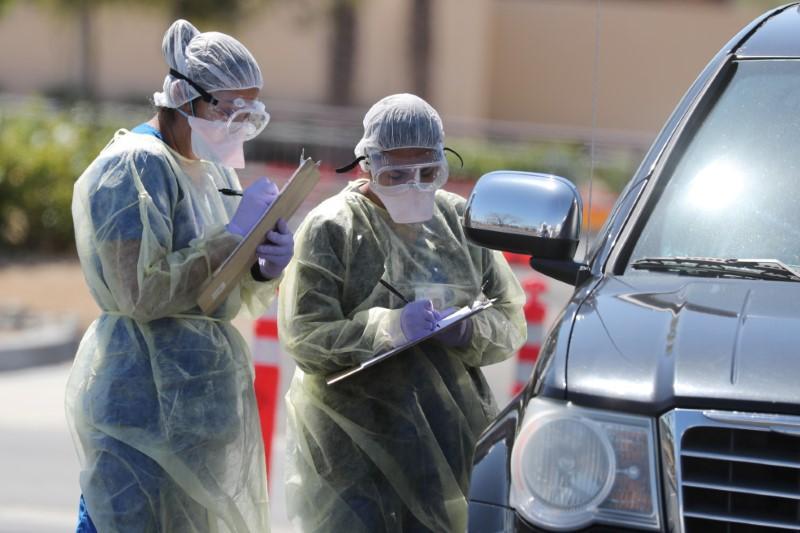 Coronavirus could kill 81,000 in U.S., subside in June: Washington University analysis