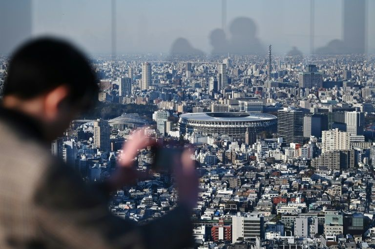 Japan's hotel industry has been devastated by the spread of the coronavirus, with bookings down by as much as 90 percent. Photo: AFP