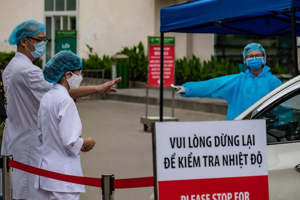 Cases related to COVID-19 cluster at Hanoi hospital rise to 18