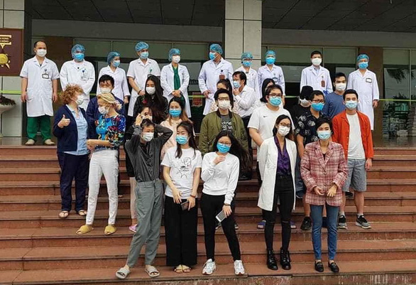 Vietnam declares 30 additional COVID-19 patients free of virus