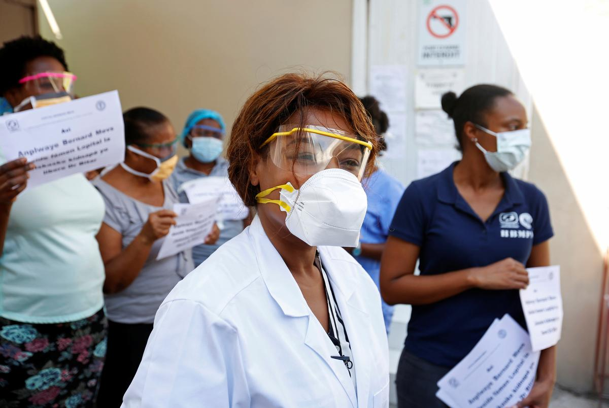 Health spending in poor countries must double immediately to prevent millions of deaths: Oxfam