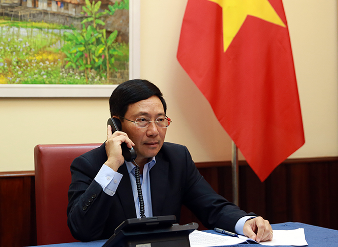 Japan to provide Vietnam with $1.8m in aid to combat COVID-19