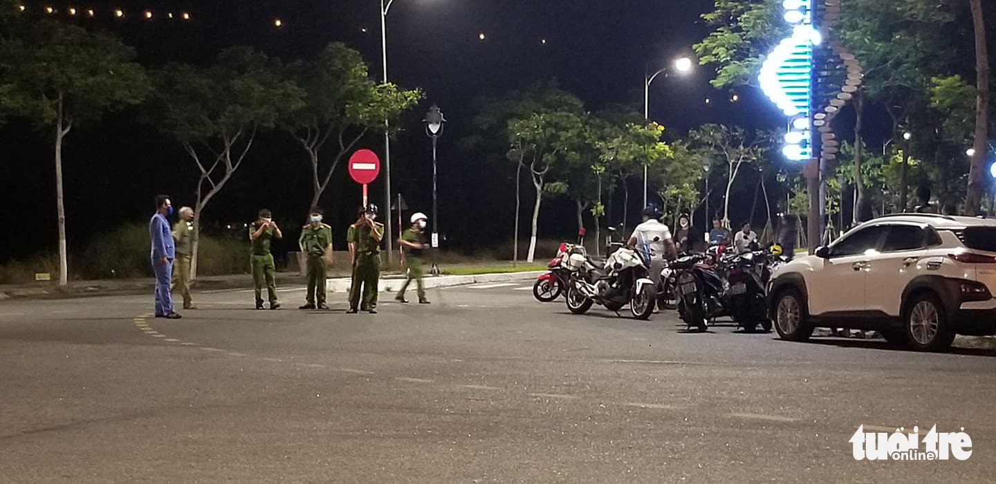 Two officers killed during police chase in Da Nang