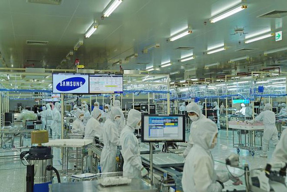 COVID-19 to slash Samsung Vietnam's 2020 export target by $5.8bn: trade ministry