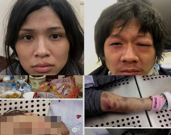Vietnamese couple probed for murder after allegedly beating 3-yo daughter to death