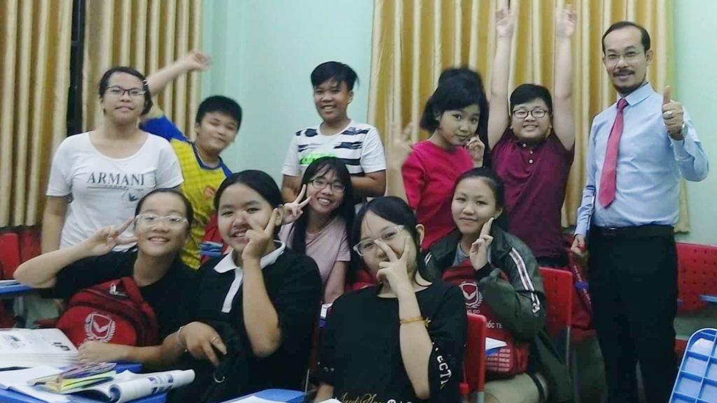 Teaching online an inevitable path for teachers amid COVID-19 pandemic in Vietnam