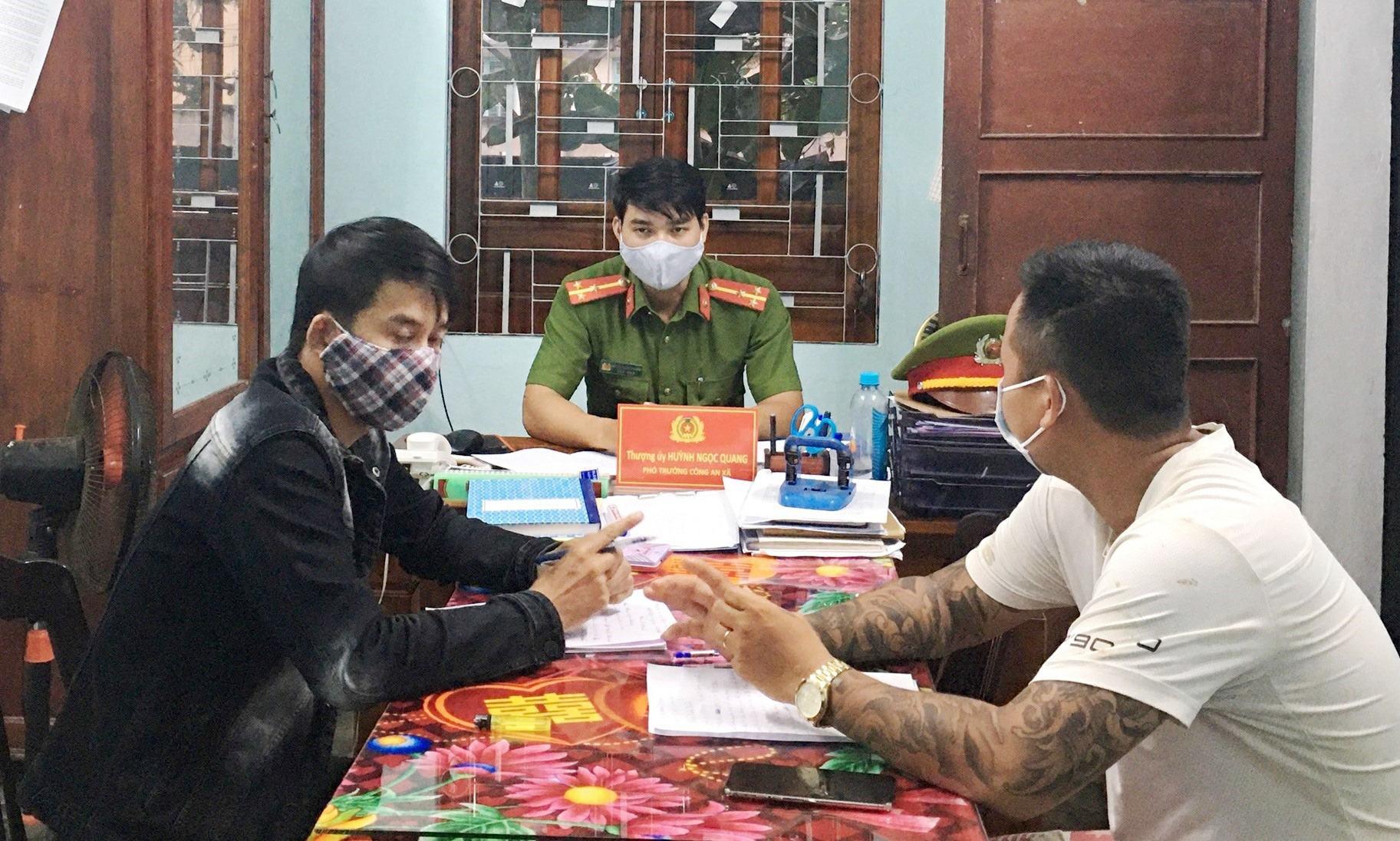 Vietnamese man fined for going fishing during home quarantine