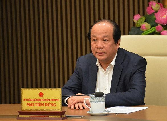 Vietnam undecided about extension of social distancing duration: Government Office