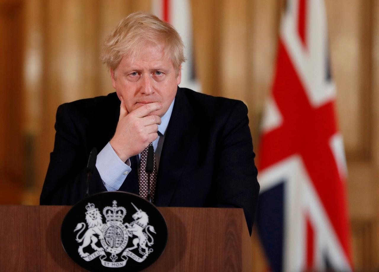 PM Johnson 'getting better' in intensive care as UK extends overdraft