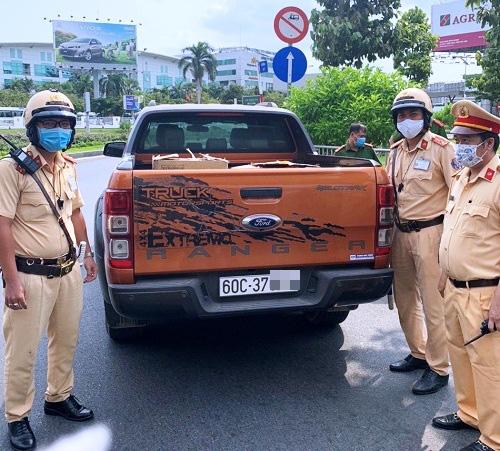 10,000 face masks seized near Ho Chi Minh City airport